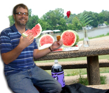 Fried chicken watermelon kool aid meme - photo#16